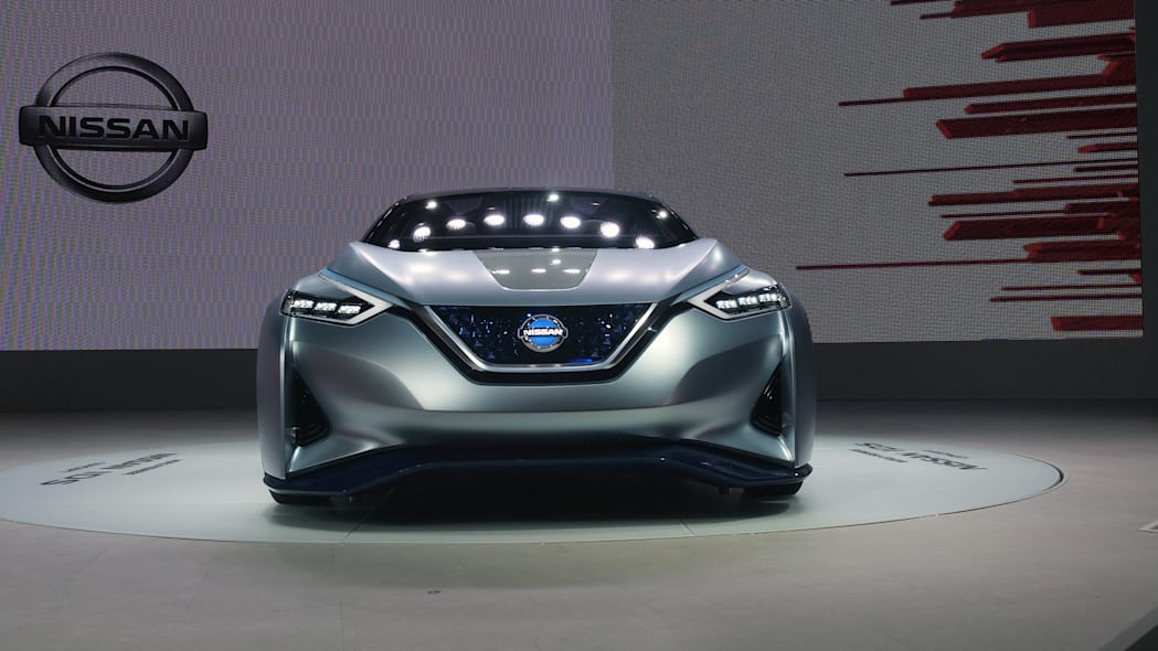 Nissan IDS Concept front view