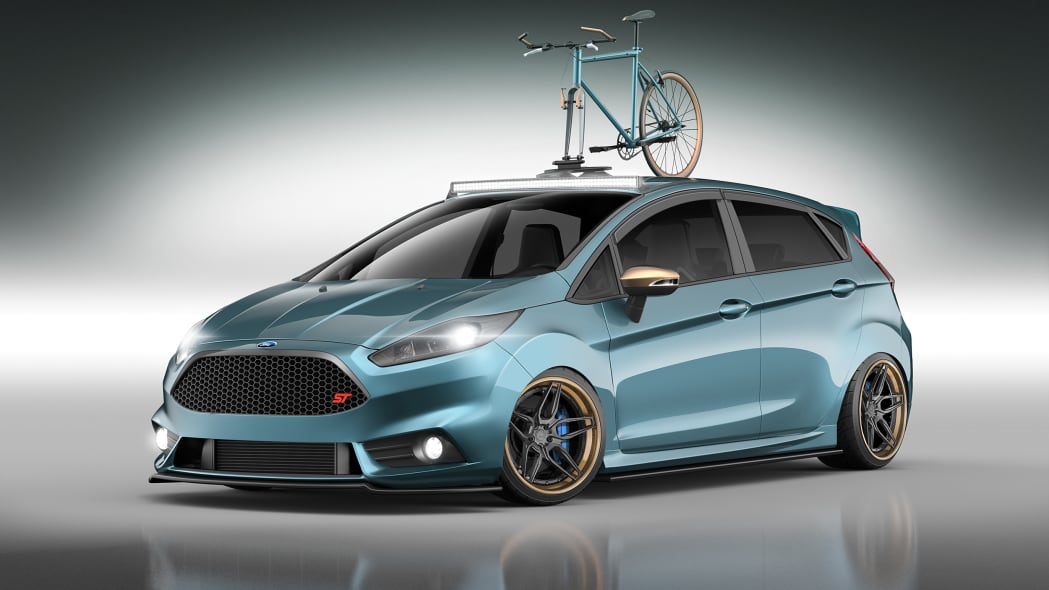 Ford Focus ST by Cinemotive Media