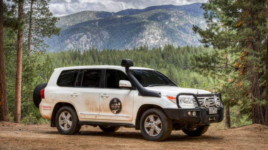 Toyota LC 200 Ever-Better Expedition