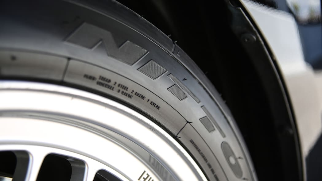 Toyota Sienna R-Tuned Concept tires