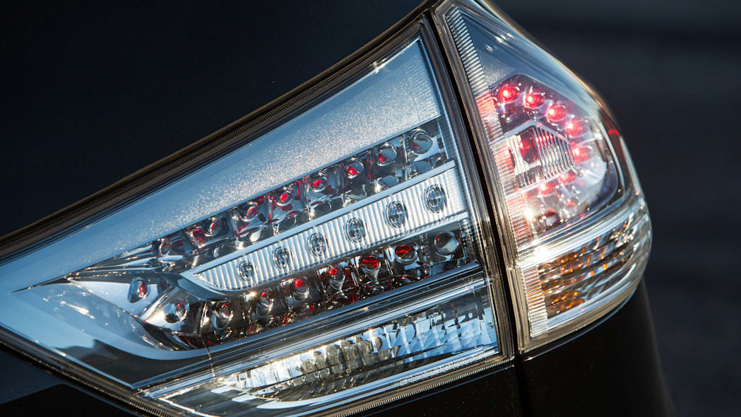 Toyota Sienna R-Tuned Concept tail lamp light