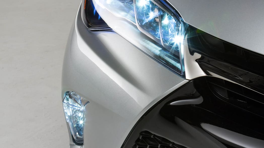 Toyota Camry TRD SEMA Concept front detail