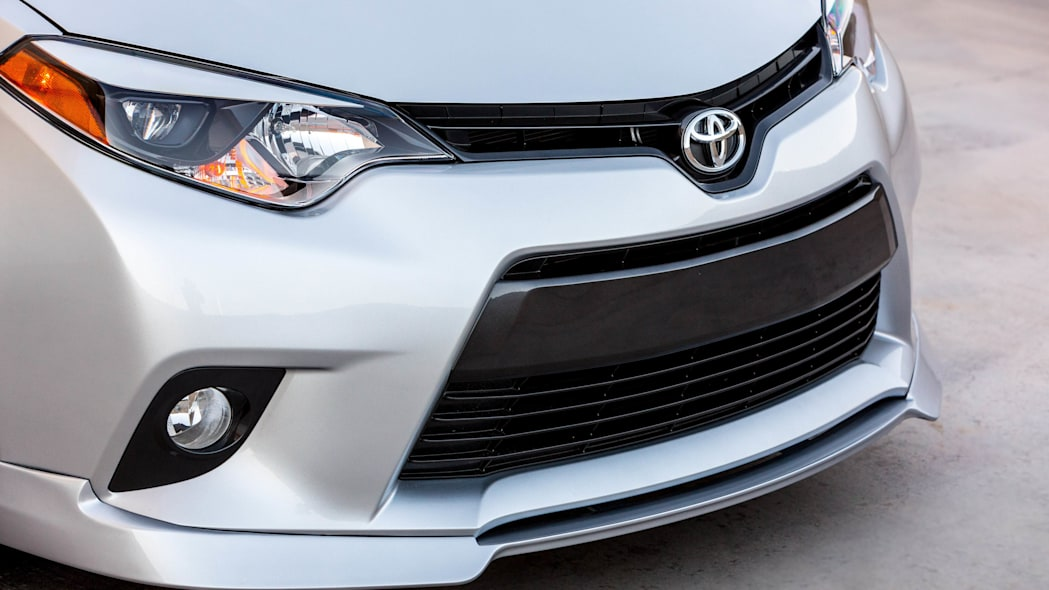 Toyota Corolla TRD SEMA Concept front grille