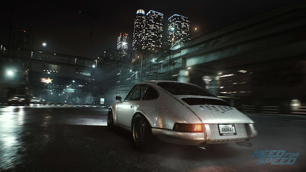 video game nakai-san porsche 911
