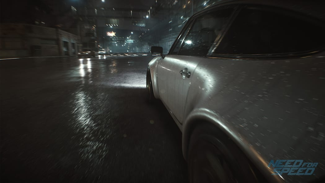 need for speed graphics porsche 911 video game