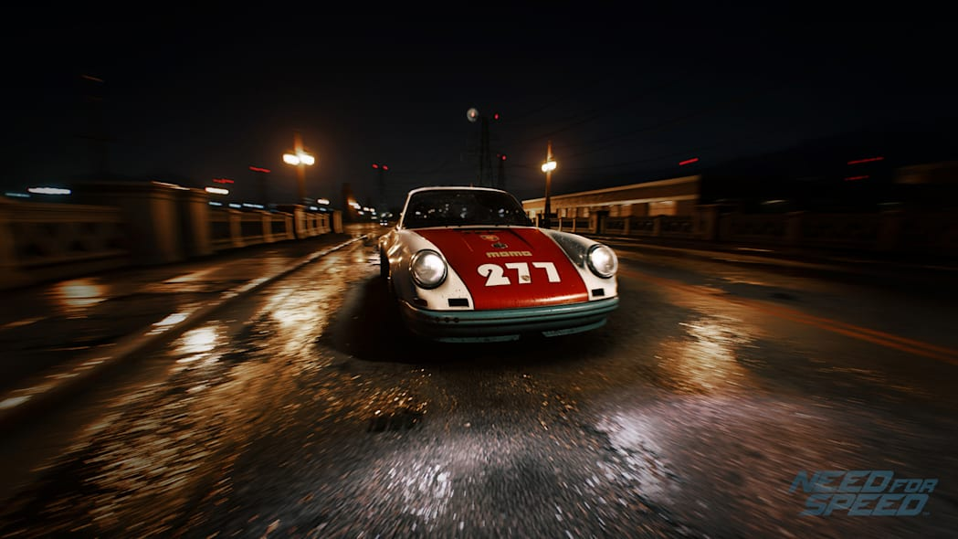 need for speed porsche rsr 911 classic