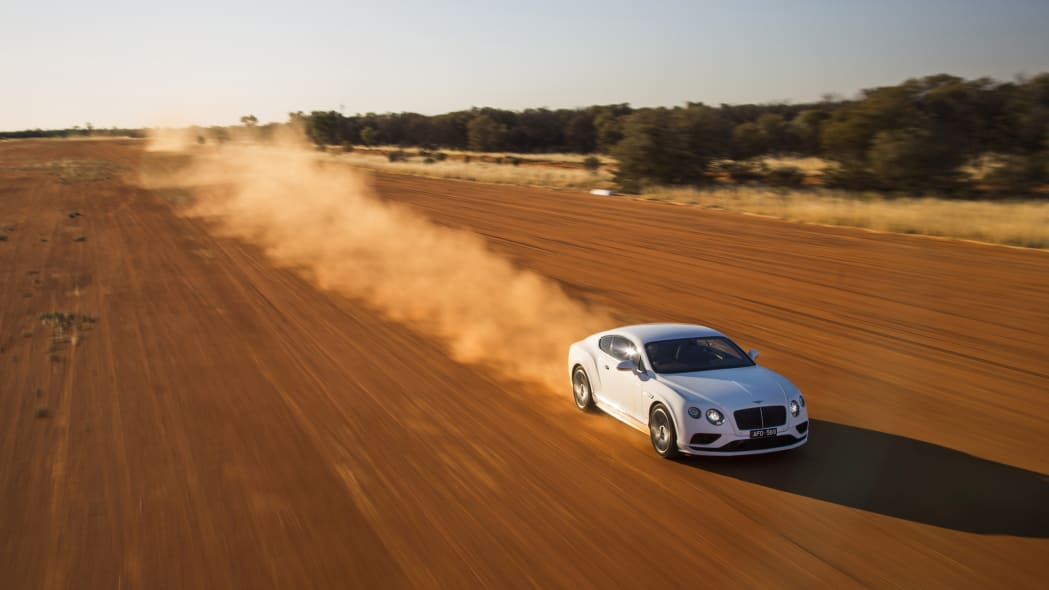 Bentley Continental GT Speed Australia Outback