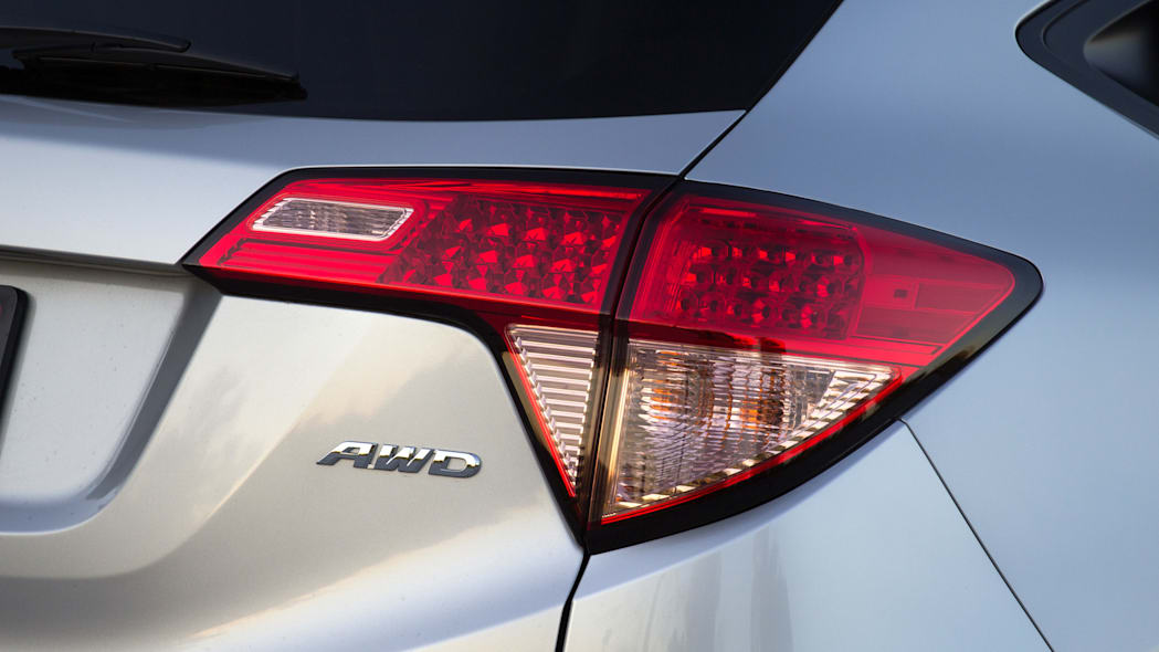2016 Honda HR-V taillight