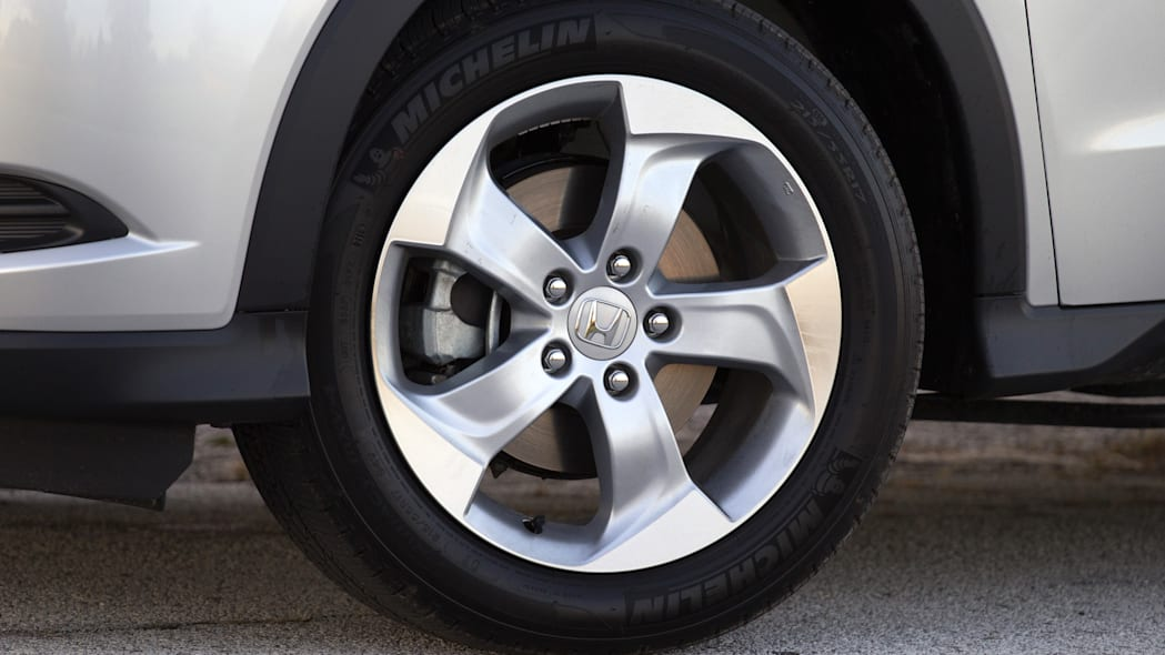2016 Honda HR-V 17-inch alloy wheel