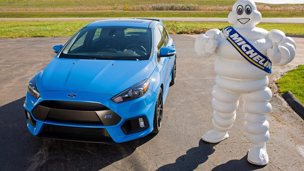 Ford Focus RS Michelin Man