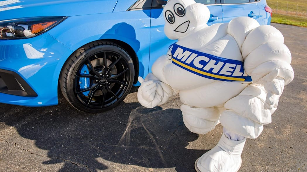 Ford Focus RS Michelin