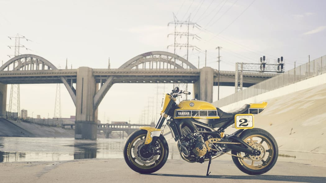 Yamaha 900 Faster Wasp Roland Sands Design profile