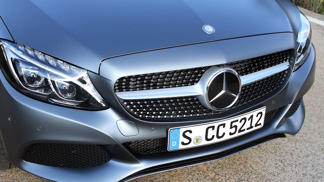 2017 mercedes c300 coupe badge