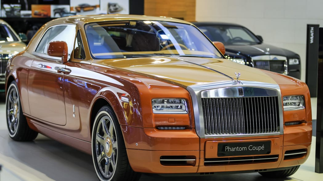 Rolls-Royce Phantom Coupe Tiger Edition