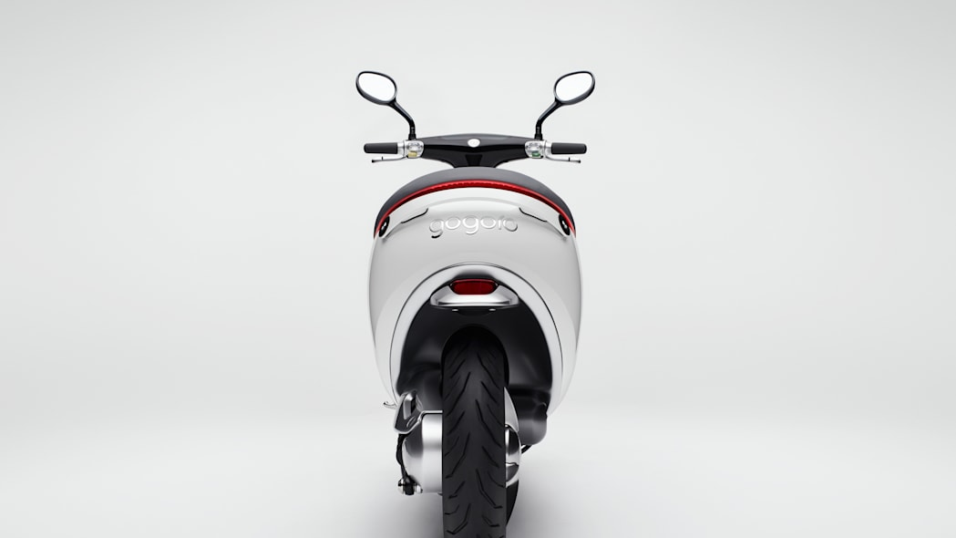 Gogoro Smartscooter rear view
