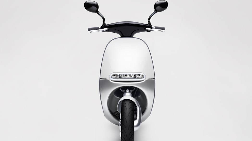 Gogoro Smartscooter front view