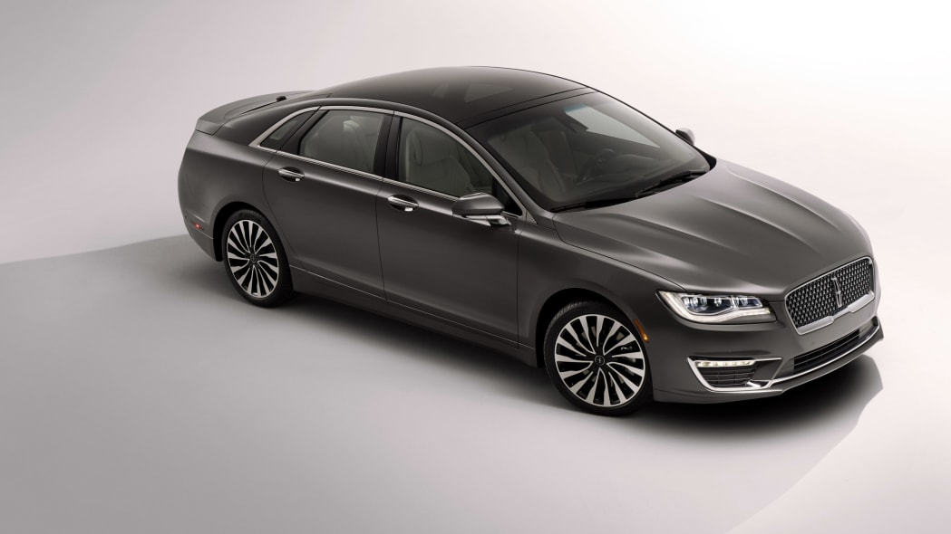 2017 lincoln mkz ecoboost front side