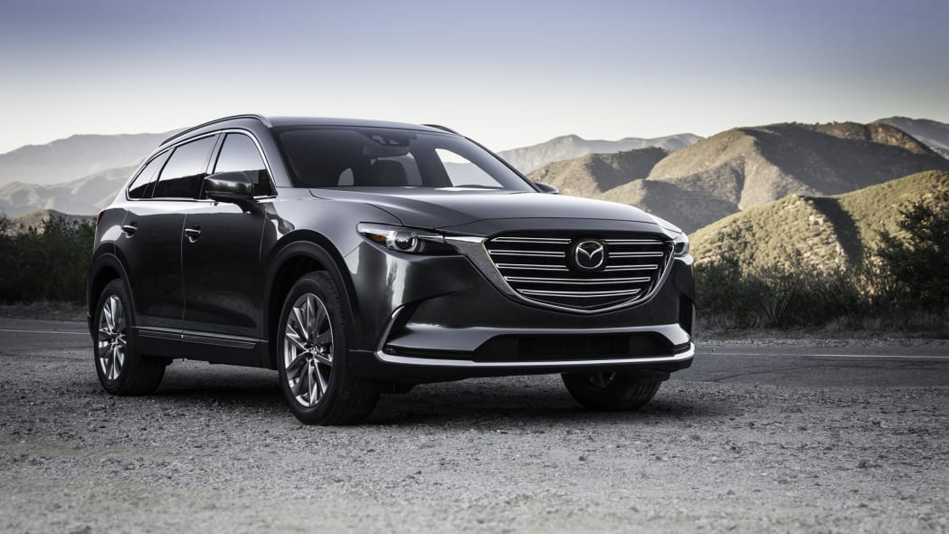 cx-9 mountains 2017 mazda