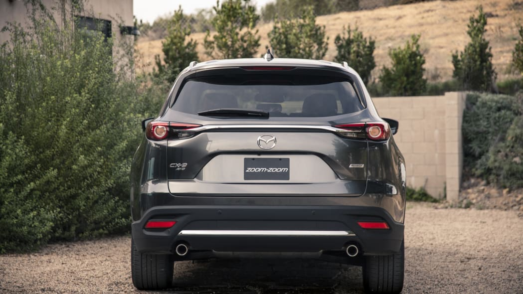 2017 cx-9 mazda crossover taillights