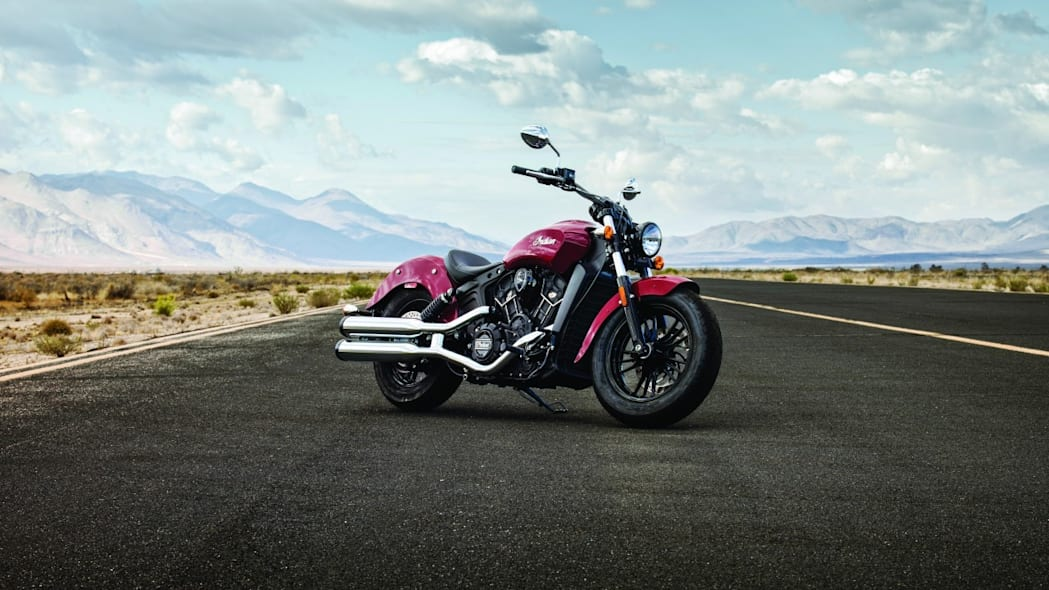 2016 indian scout sixty red