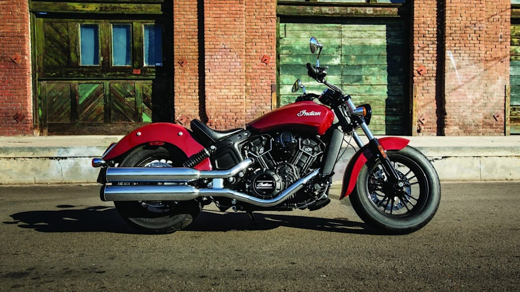2016 indian scout sixty profile