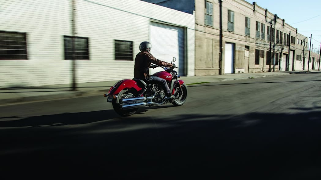 2016 indian scout sixty rear three quarters road
