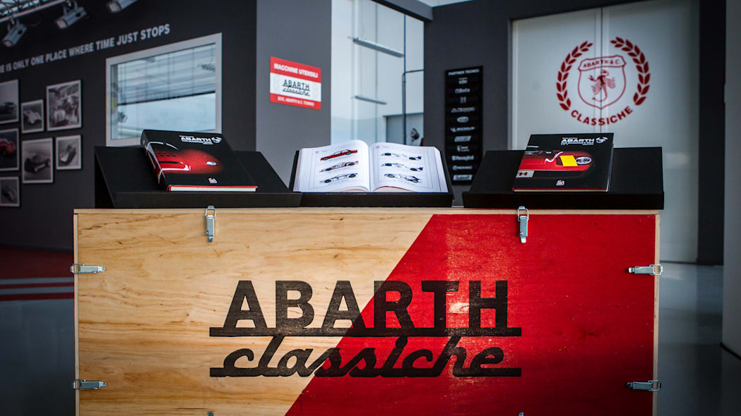 Abarth history book launch