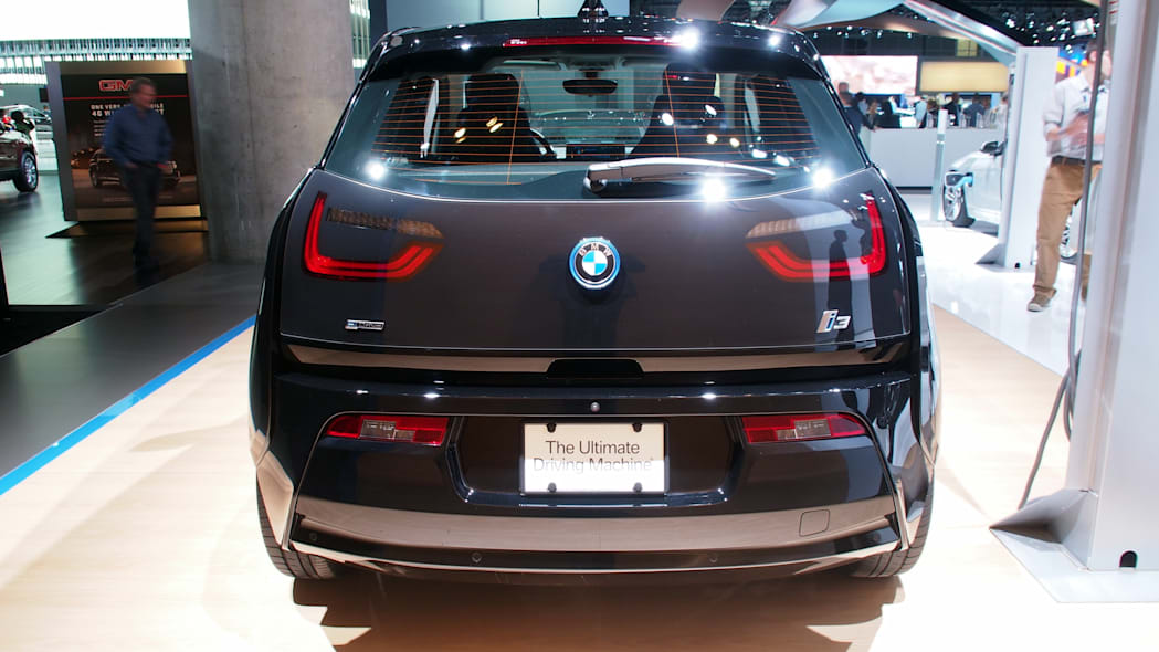 BMW i3 Shadow Sport Edition rear view