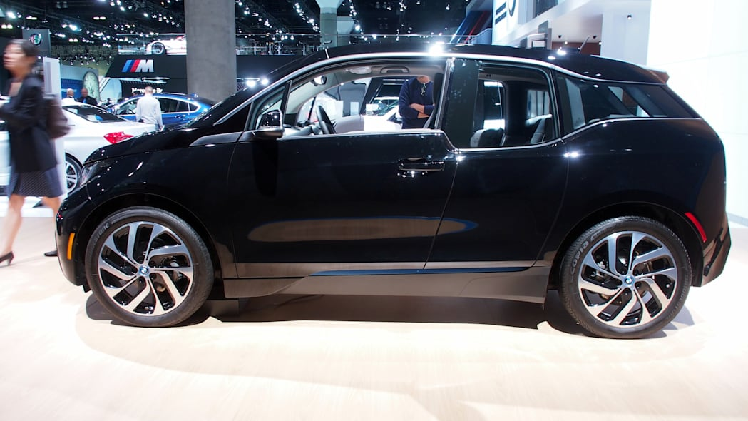 BMW i3 Shadow Sport Edition side profile