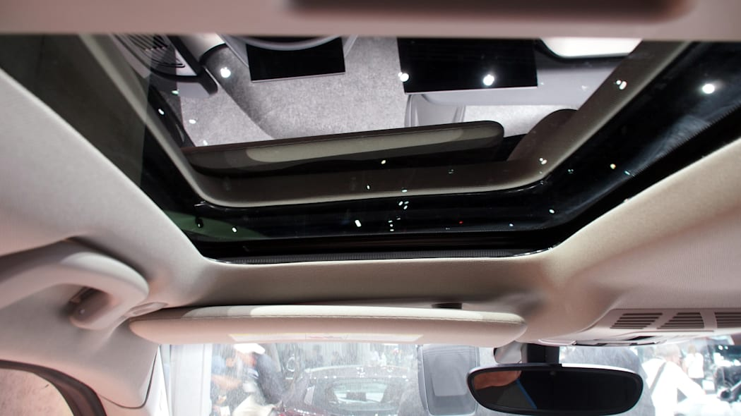 BMW i3 Shadow Sport Edition moon roof