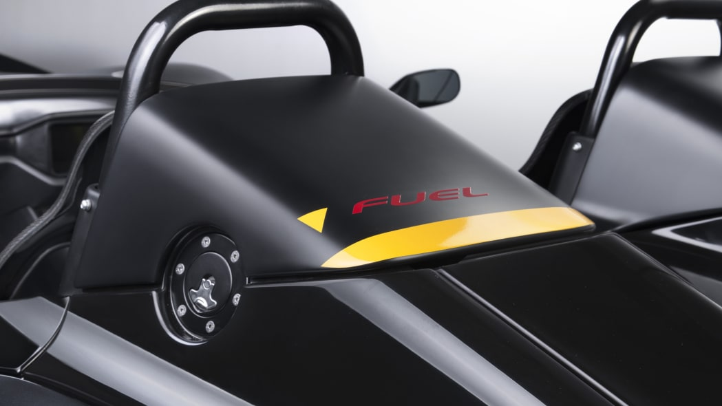 Zenos E10 R rear detail