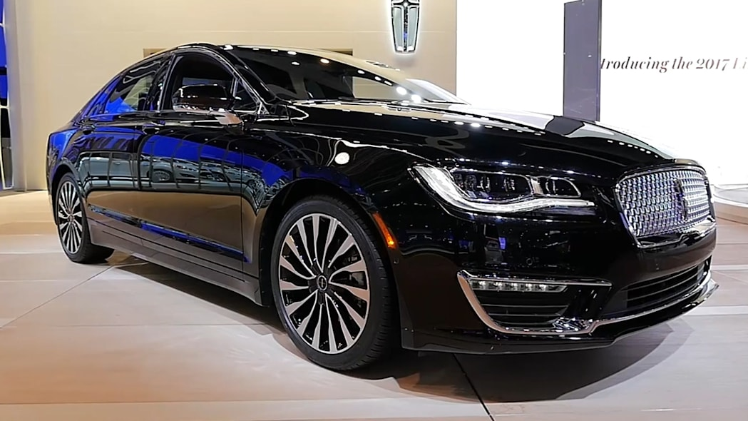 2017 Lincoln MKZ | LAAS 2015 | Beauty-Roll