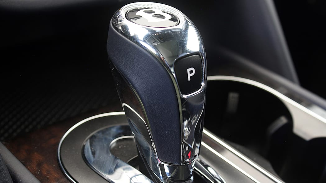2016 Bentley Bentayga shifter