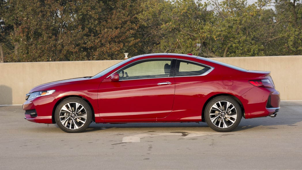 accord v6 coupe two-door honda 2016 profile