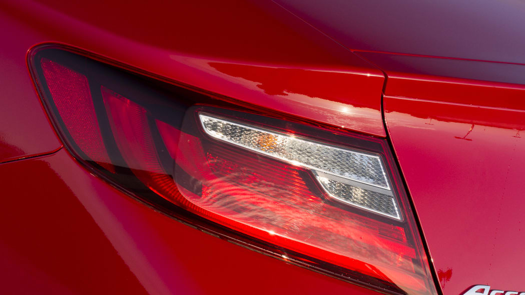 2016 honda accord v6 coupe taillights