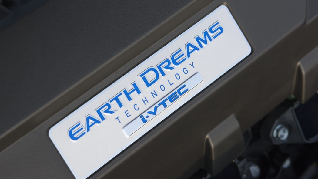 earth dreams vtec honda v6 3.5-liter