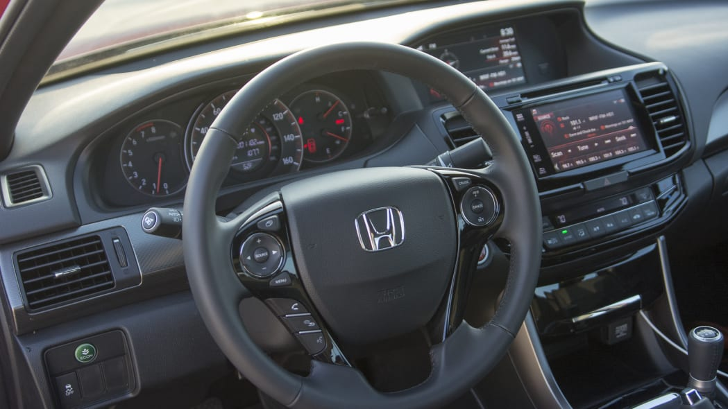 honda accord steering wheel 2016 v6 coupe