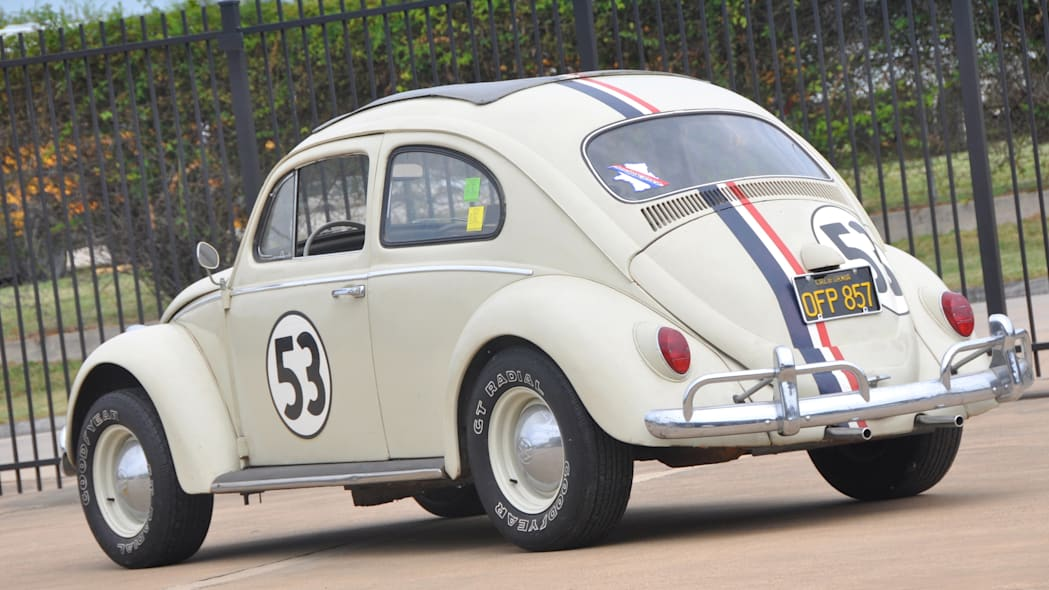 1953 Volkswagen Beetle Herbie Goes to Monte Carlo