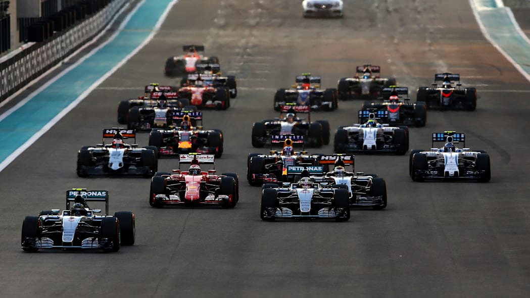 F1 Grand Prix of Abu Dhabi