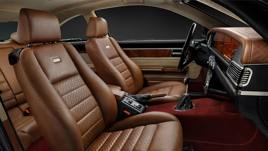bilenkin vintage interior leather