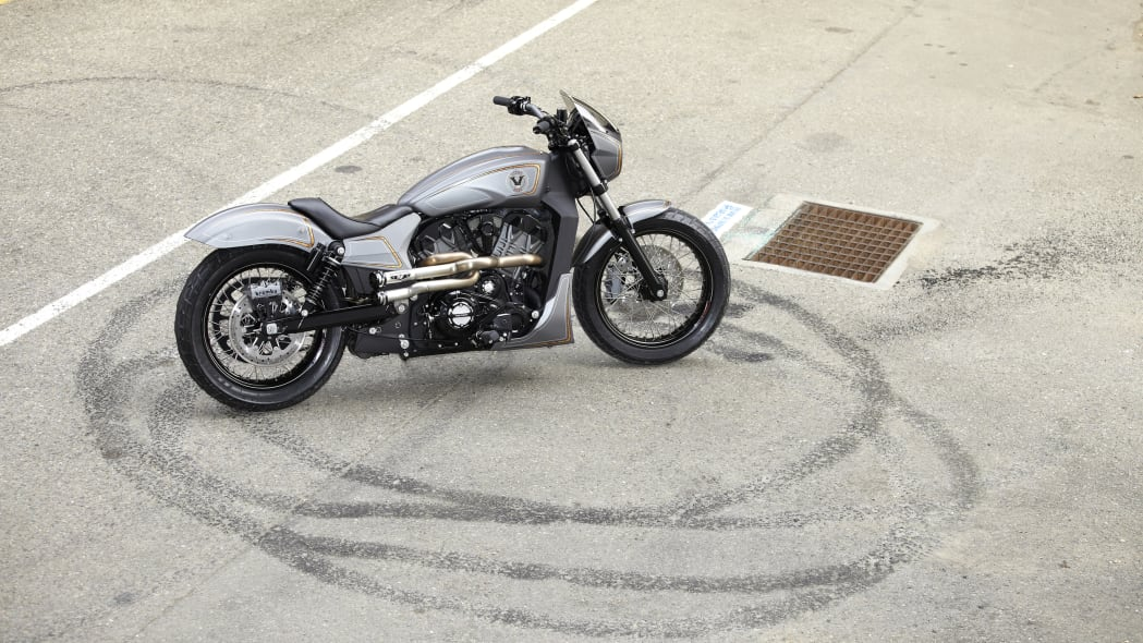 Victory Combustion Concept street