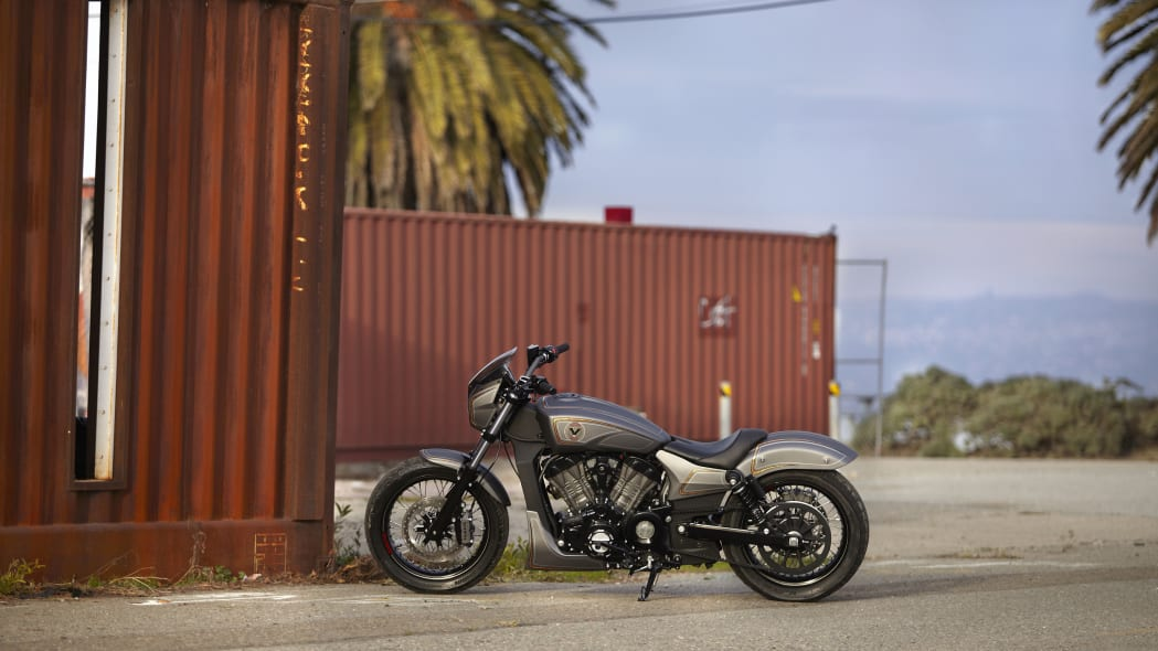 Victory Combustion Concept location