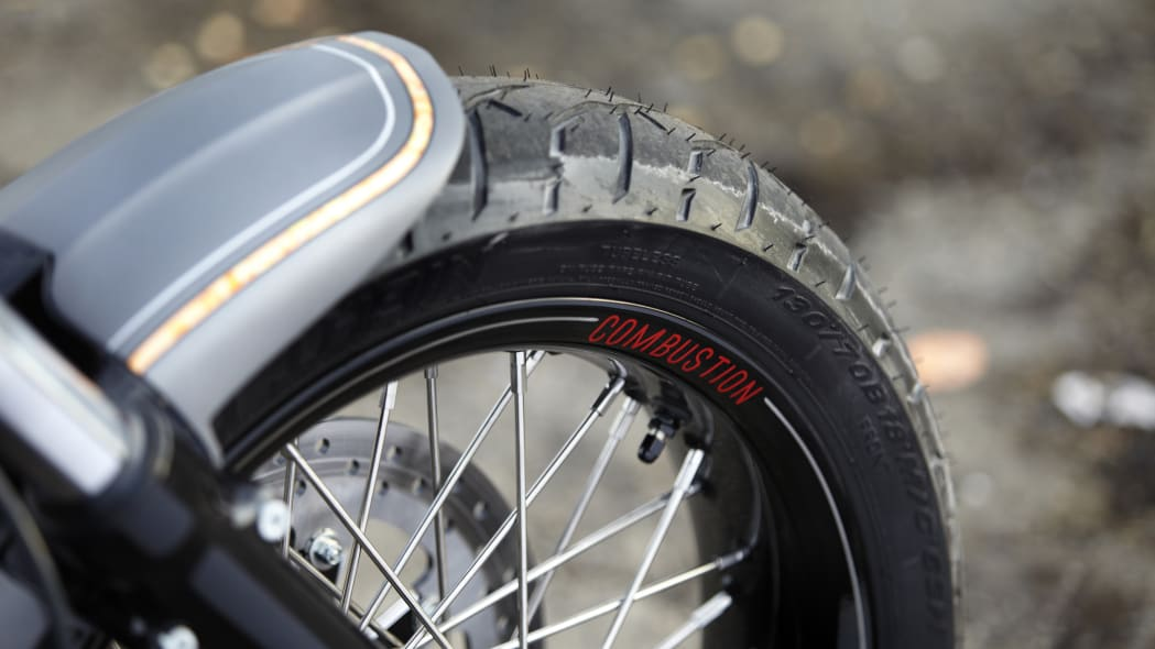 Victory Combustion tire