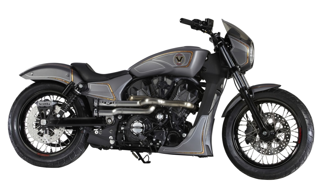 Victory Combustion Concept studio