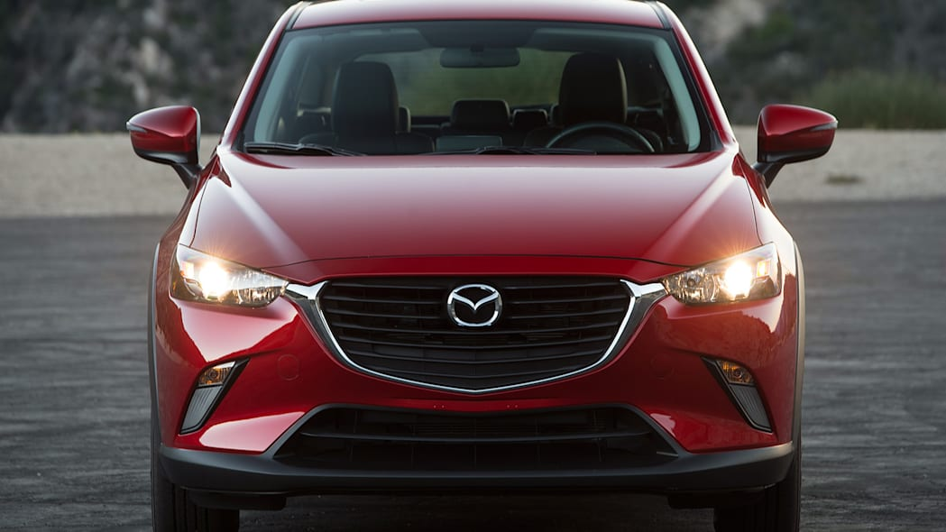 2016 Mazda CX-3 front view