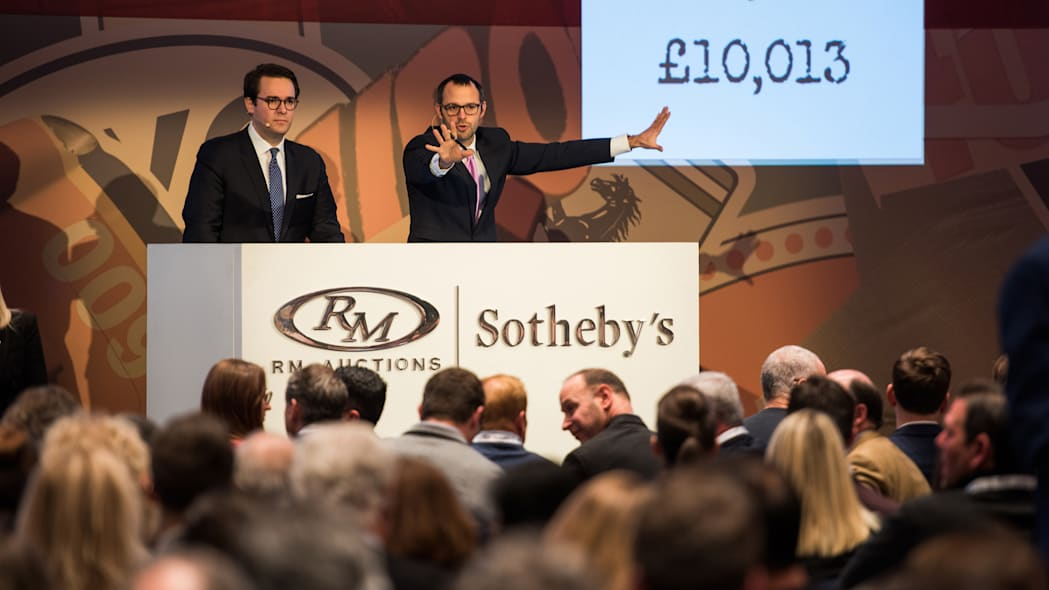 RM Sotheby's Auctioneers