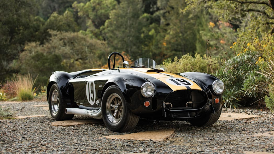 1965 Shelby 427 Competition Cobra front 3/4