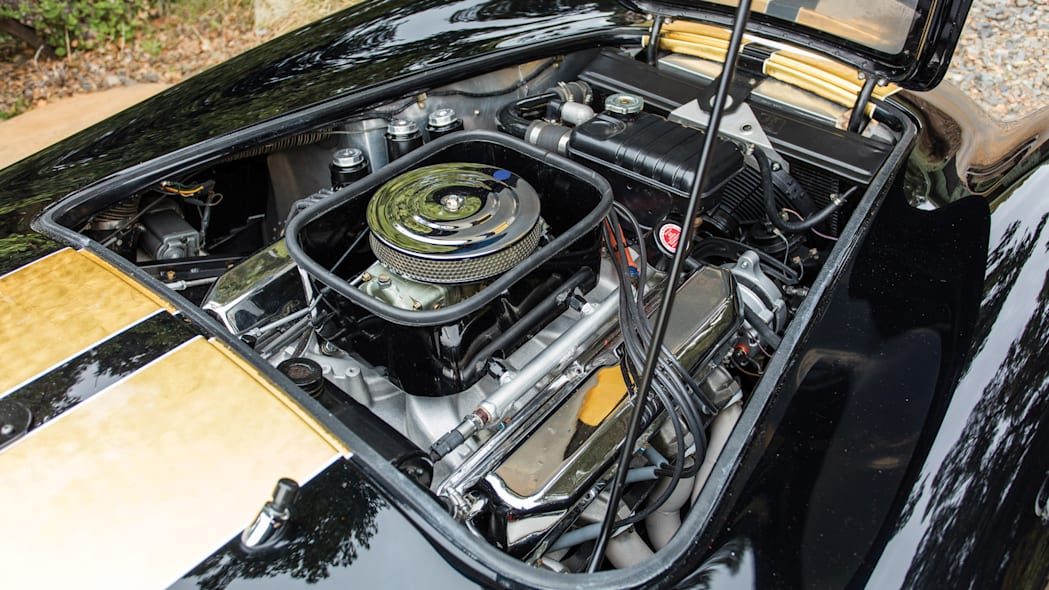 1965 Shelby 427 Competition Cobra engine