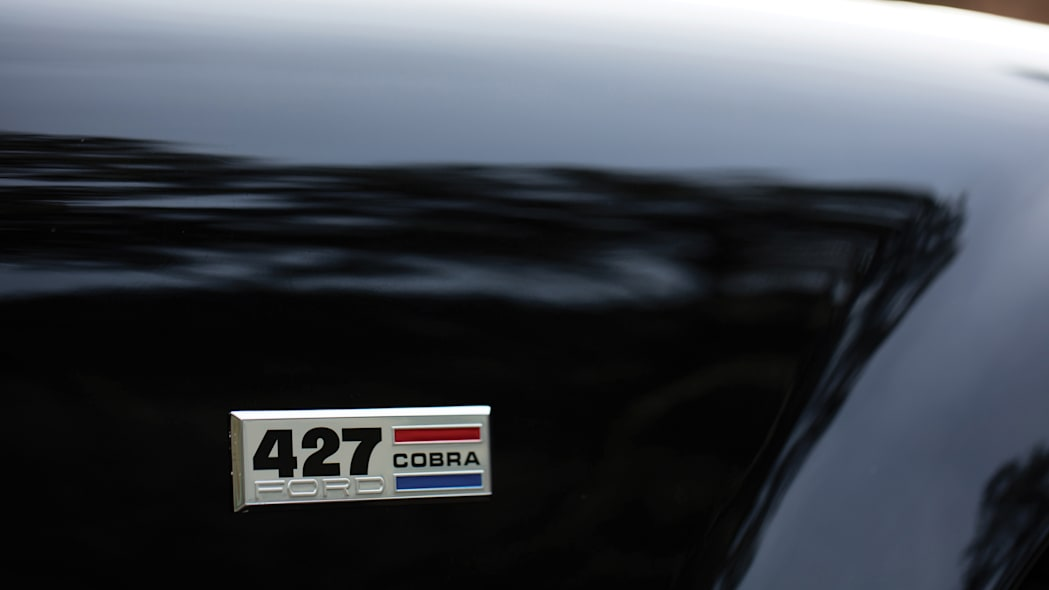 1965 Shelby 427 Competition Cobra badge