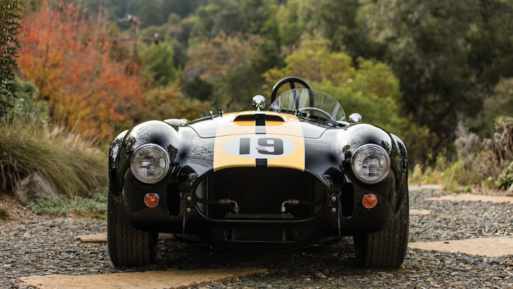 1965 Shelby 427 Competition Cobra front